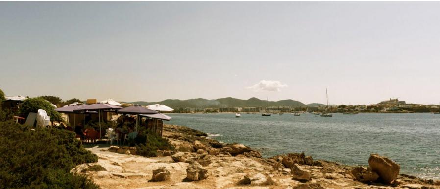 rutas por Ibiza