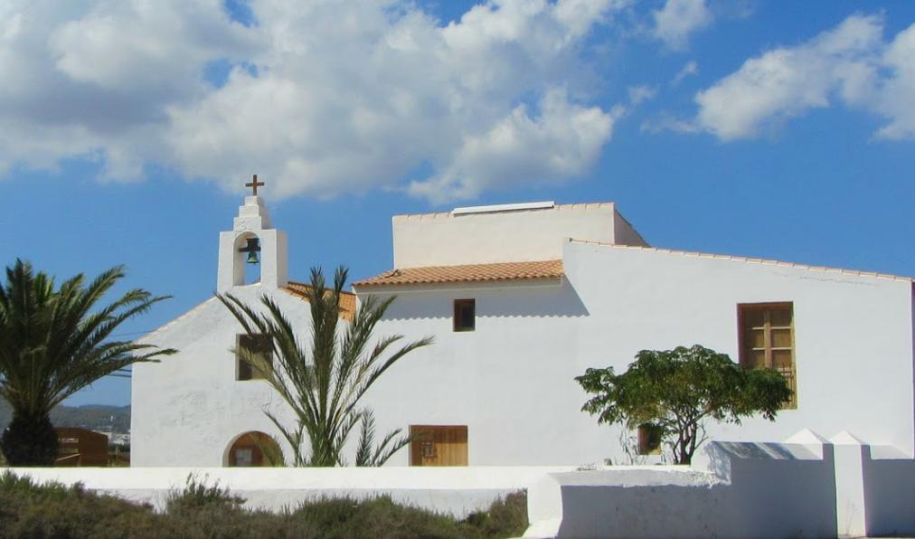 Iglesia de Sant Francesc de S'estany