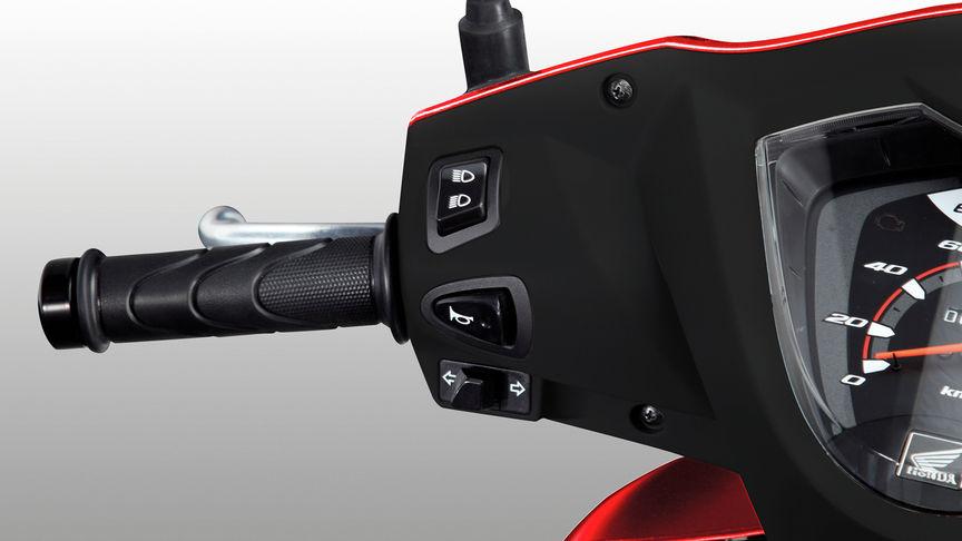 Cuadro de mando de la Honda Vision 110 CV
