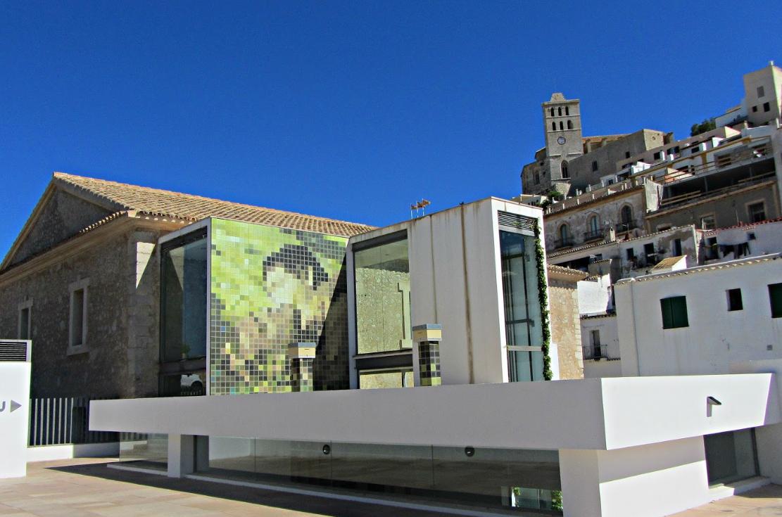 Nuevo museo de arte contemporaneo de Ibiza