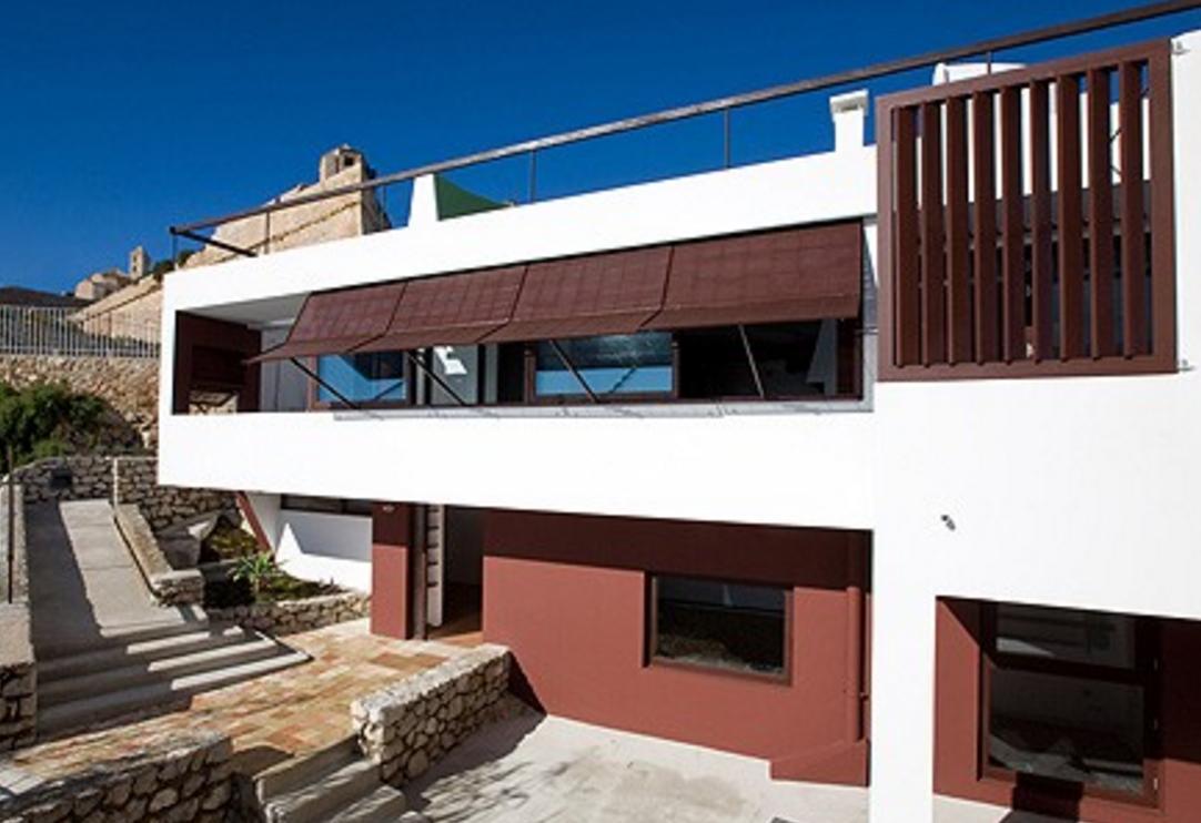 visita la casa Borner en Ibiza