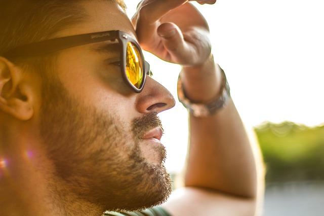 Gafas de sol para rent a car Ibiza
