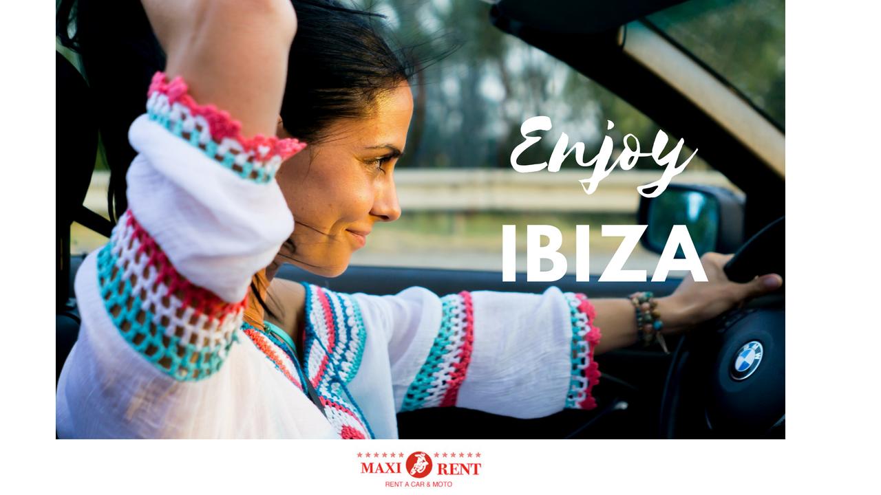 alquiler descapotable Ibiza