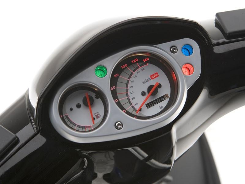cuadro mandos Aprilia Sportcity alquiler moto Ibiza