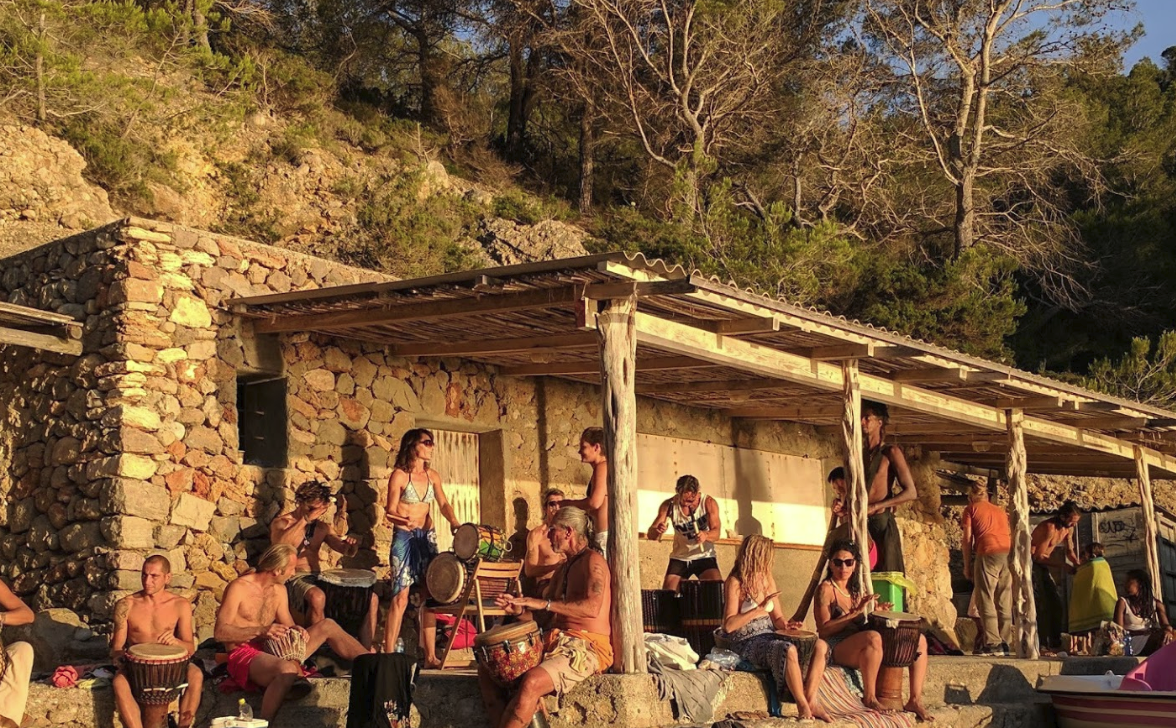 Benirras rent a car Ibiza